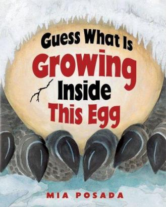guess what is growing inside this egg Nonfiction Picture Book Wednesday: Fascination with nests and eggs There's a Book for That