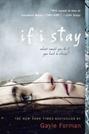 If I Stay Top Ten Tuesday: Ten Hyped Books I've Never Read There's a Book for That