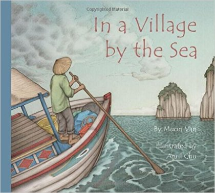 In a Village by the Sea Monday July 13th 2015 There's a Book for That