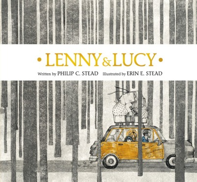 Lenny & Lucy  Picture Book Dreaming Wish List July 2015 There's a Book for That