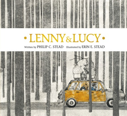 Lenny & Lucy Mock Caldecott 2016 There's a Book for That