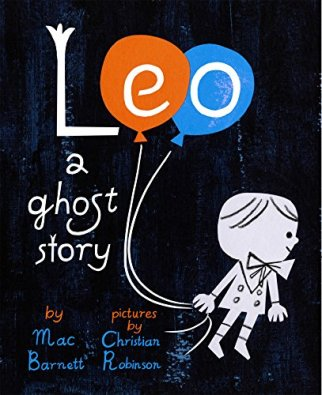 Leo a Ghost Story Monday August 31st, 2015 There's a Book for That