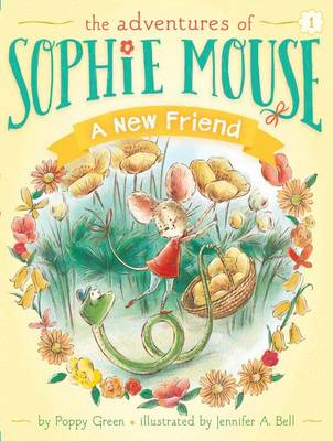 sophie mouse  Monday July 20th, 2015 There's a Book for That