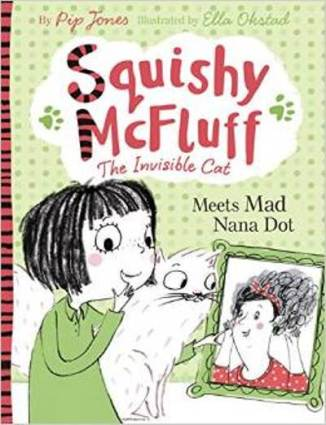 Squishy McFluff Meets Mad Nana Dot Monday July 27th, 2015 There's a Book for That