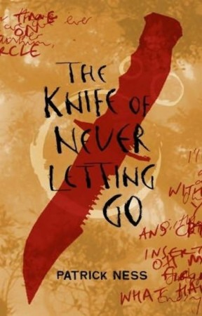 The Knife of Never Letting Go Top Ten Tuesday: Ten Hyped Books I've Never Read There's a Book for That