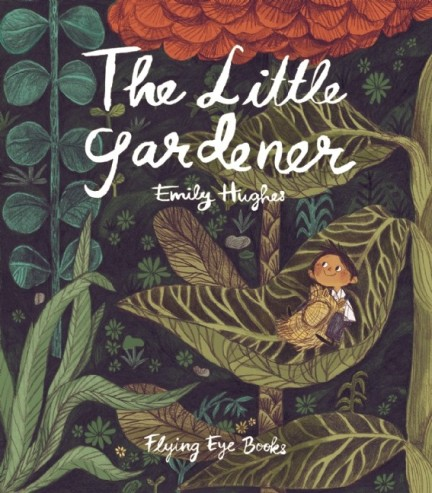 The Little Gardener Monday September 7th, 2015 #IMWAYR There's a Book for That