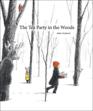 The Tea Party in the Woods Monday August 31st, 2015 There's a Book for That