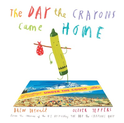thedaythecrayonscamehome Monday July 13th 2015 There's a Book for That