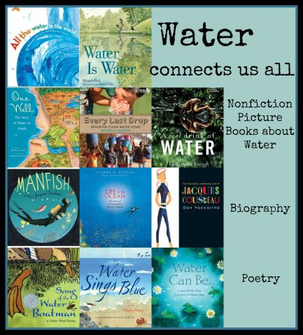 Nonfiction Picture Book Wednesday: Water connects us all There's a Book for That