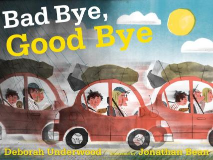 Bad Bye, Good Bye Monday August 17th, 2015 There's a Book for That