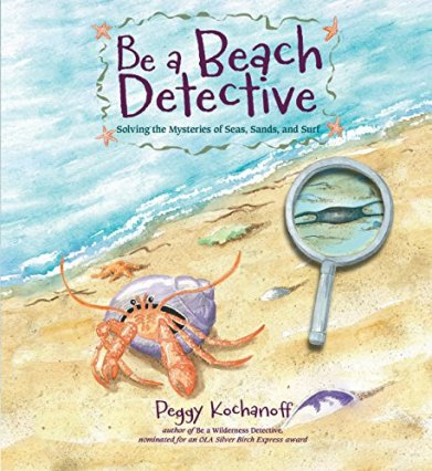 Be a Beach Detective Nonfiction Picture Book Wednesday: Natural Mysteries, Solved
