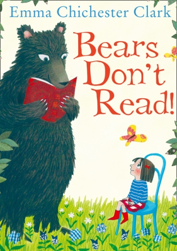Bears Don't Read Monday August 24th, 2015 There's a Book for That