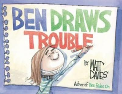 Ben Draws Trouble Monday August 17th, 2015 There's a Book for That