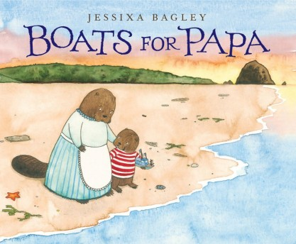 Boats for Papa Monday August 31st, 2015 There's a Book for That