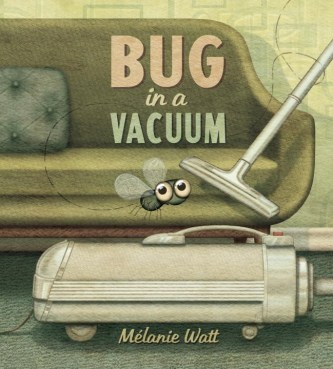 Bug in a Vacuum Monday August 31st, 2015 There's a Book for That