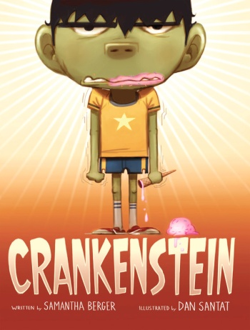 Crankenstein Monday August 10th, 2015 There's a Book for That