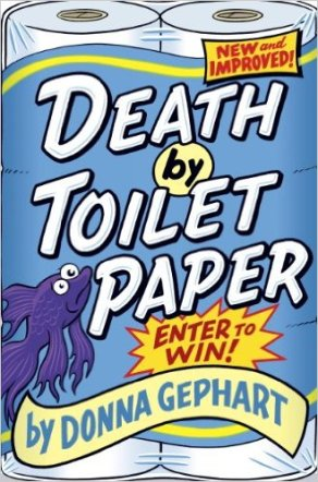 Death  by Toilet Paper Monday August 31st, 2015 There's a Book for That