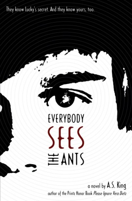 Everybody Sees the Ants  Ten MG and YA authors I read the most from There's a Book for That