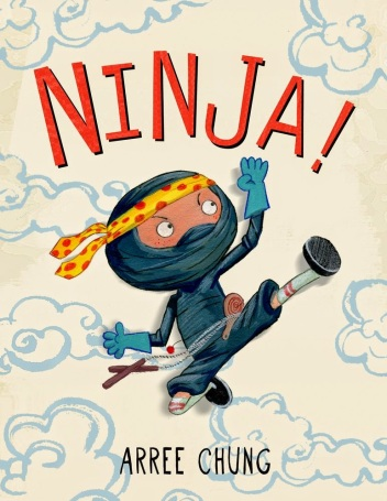 ninja arree chung Monday August 10th, 2015 There's a Book for That