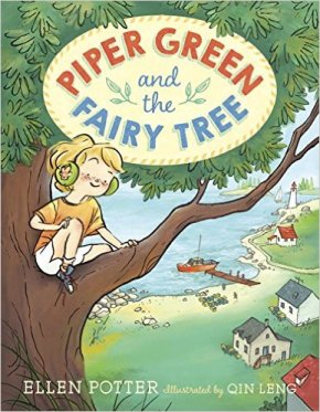 Piper Green Spunky Girl Characters There's a Book for That
