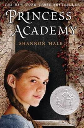 Princess Academy  Ten MG and YA authors I read the most from There's a Book for That