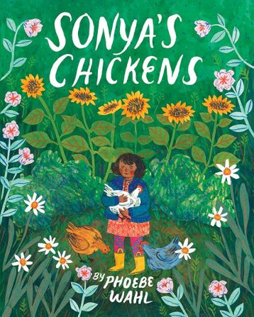 Sonya's Chickens Monday August 10th, 2015 There's a Book for Thatv