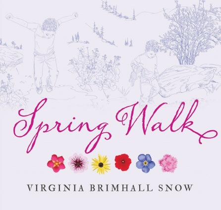 Spring-Walk Monday August 24th, 2015 There's a Book for That