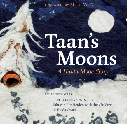 Taan's Moon Monday August 24th, 2015 There's a Book for That