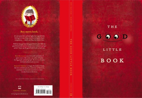 The Good Little Book Monday August 31st, 2015 There's a Book for That