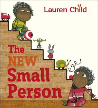 The New Small Person Monday August 10th, 2015 There's a Book for That