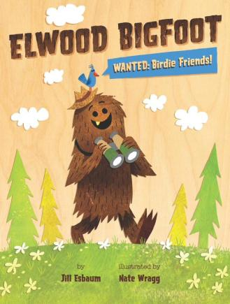 Elwood Bigfoot 2015 Gift Books