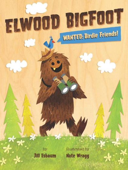 Elwood Bigfoot Monday September 28th, 2015 There's a Book for That