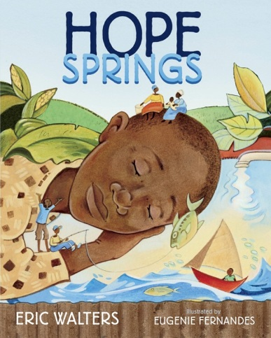Hope Springs Monday September 7th, 2015 #IMWAYR There's a Book for That