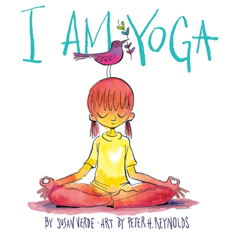 I am yoga Monday September 28th, 2015 There's a Book for That
