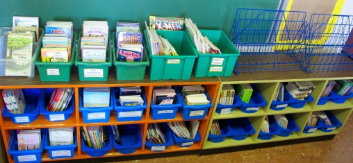 How to organize a classroom library: 20 points to consider There's a Book for That
