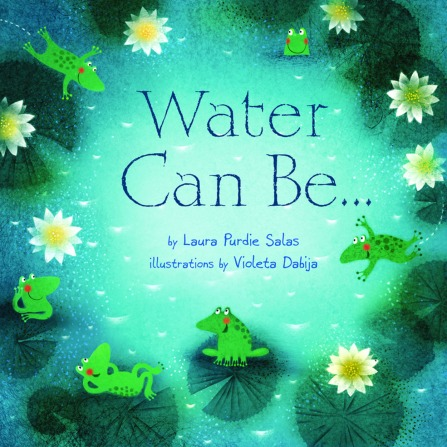 Water Can Be Monday September 28th, 2015 There's a Book for That