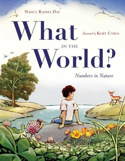 What in the World Nonfiction Picture Book Wednesday: Nature, oh wow.
