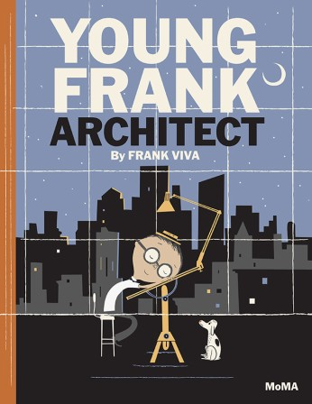 Young Frank, Architect Monday September 14th, 2015 IMWAYR There's a Book for That