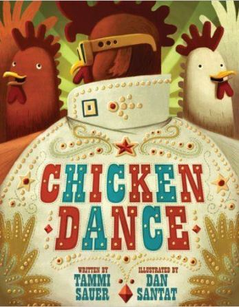 Chicken dance Monday October 12th, 2015 There's a Book for That