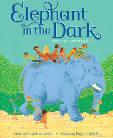 Elephant in the Dark Monday October 26th, 2015 There's a Book for That