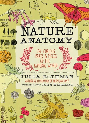 Nature Anatomy Nonfiction Picture Book Wednesday: Nature, oh wow.