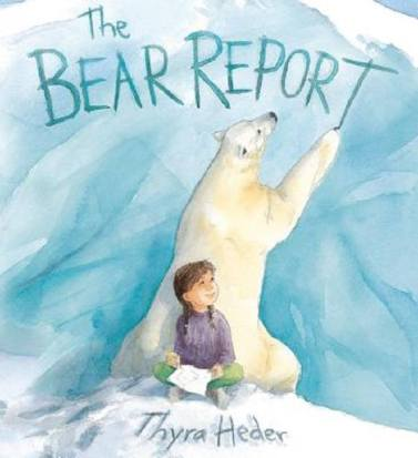The Bear Report Monday October 26th, 2015 There's a Book for That
