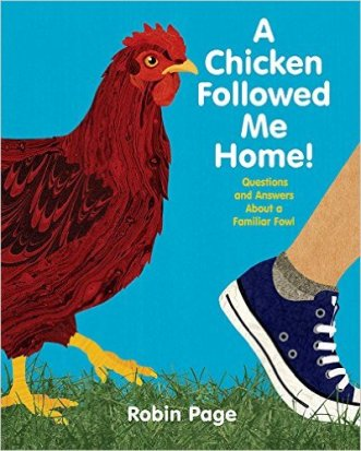 A Chicken Followed Me Home Nonfiction Picture Book Wednesday and I've been reading . . .