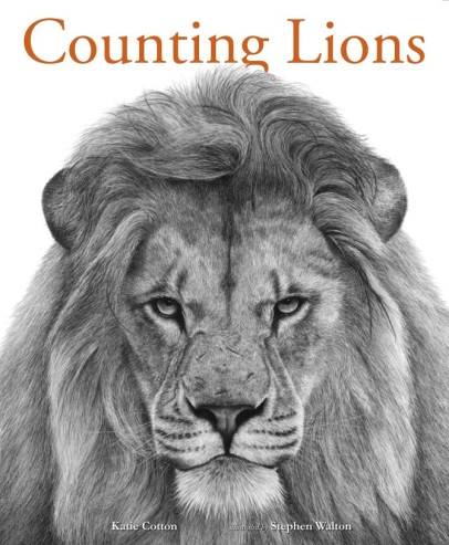 Counting Lions Monday November 16th, 2015 There's a Book for That