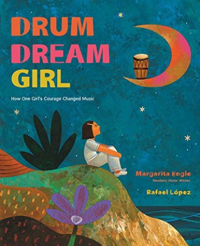 Drum Dream Girl Ten titles I would love to find under the tree There's a Book for That