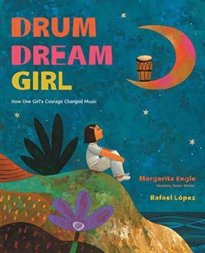 Drum Girl Dreaming