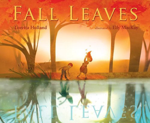Fall Leaves Monday November 16th, 2015 There's a Book for That