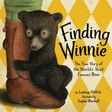 Finding Winnie  20 favourite nonfiction titles of 2015 There's a Book for That