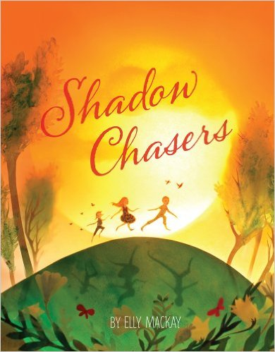 Shadow Chasers Monday November 16th, 2015 There's a Book for That