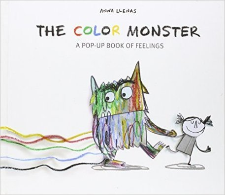 The Color Monster Monday November 9th, 2015 There's a Book for That
